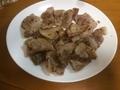 豚肉のレモン香味焼き完成2019/04/22