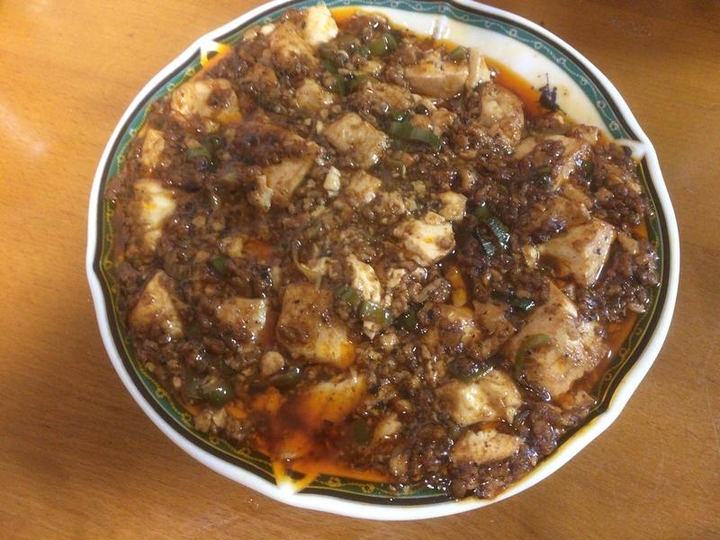 マーボー豆腐2019/04/26