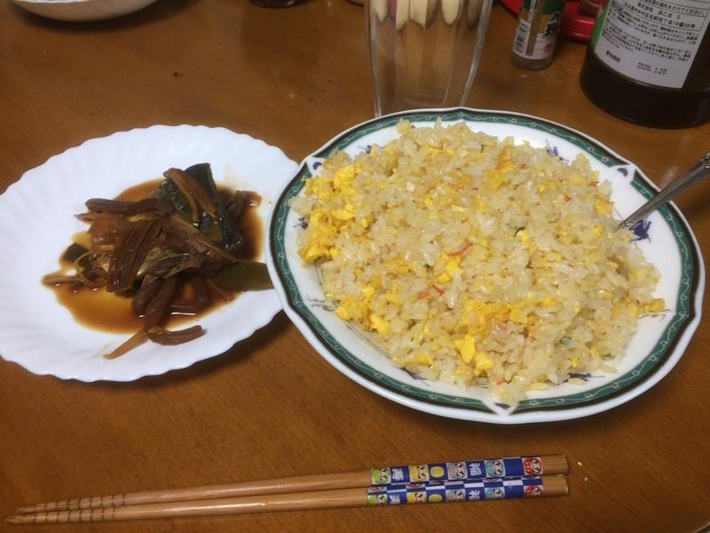 夕食一覧2019/04/27