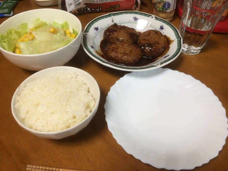 夕食一覧2019/05/05