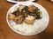 麻婆豆腐ご飯2019/07/18