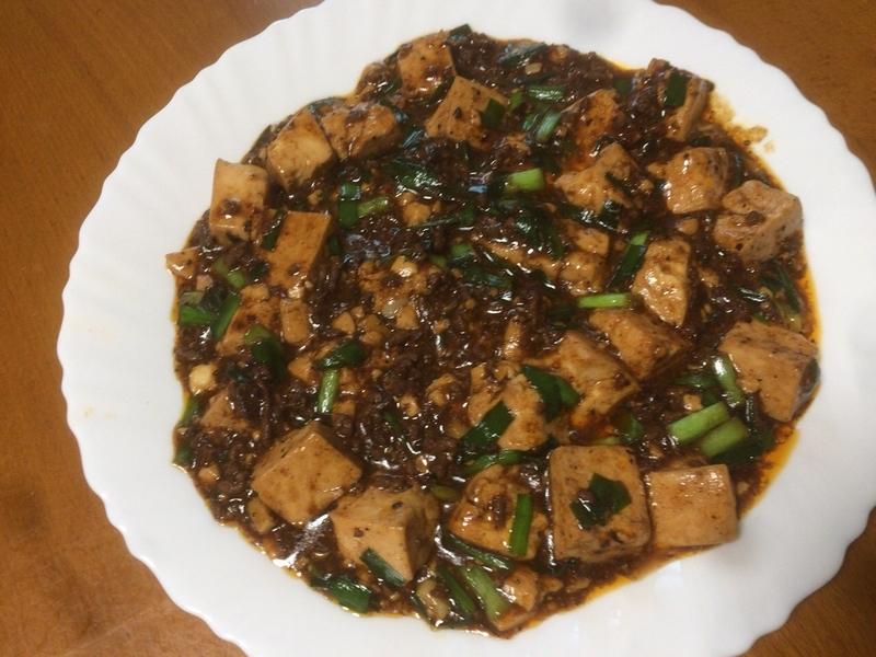 麻婆豆腐2019/07/18