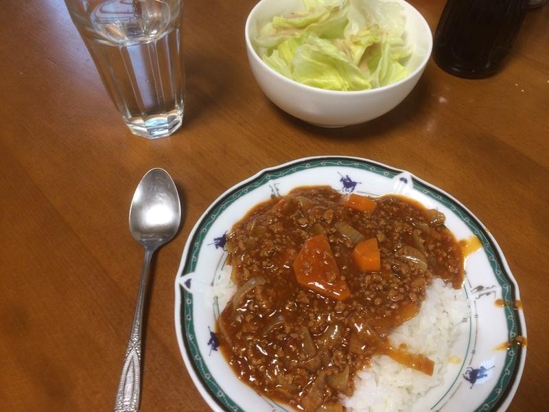 夕食一覧2019/07/28