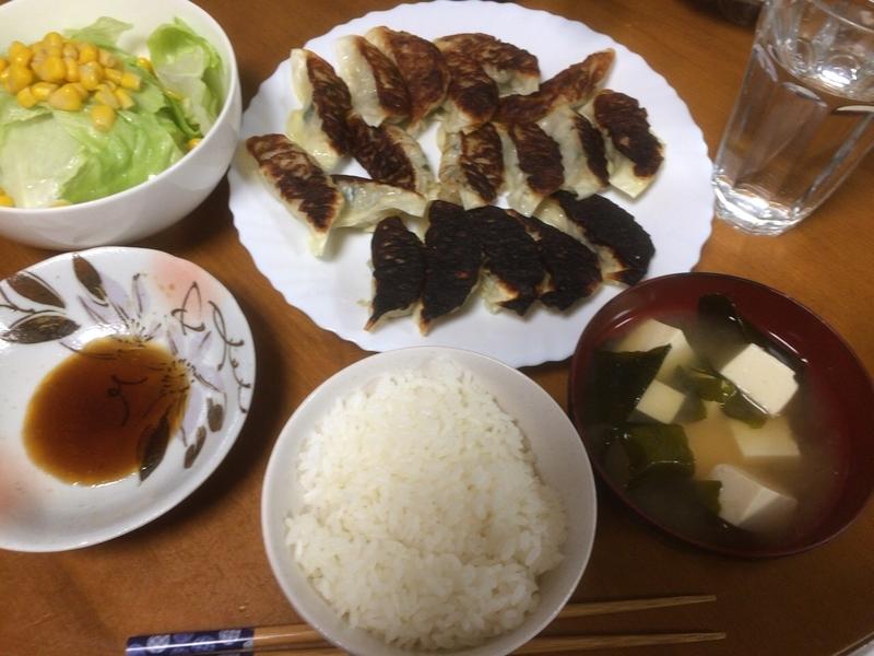 夕食一覧2019/08/14