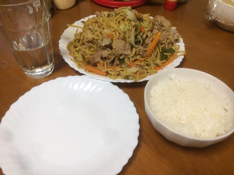 夕食一覧2019/08/27