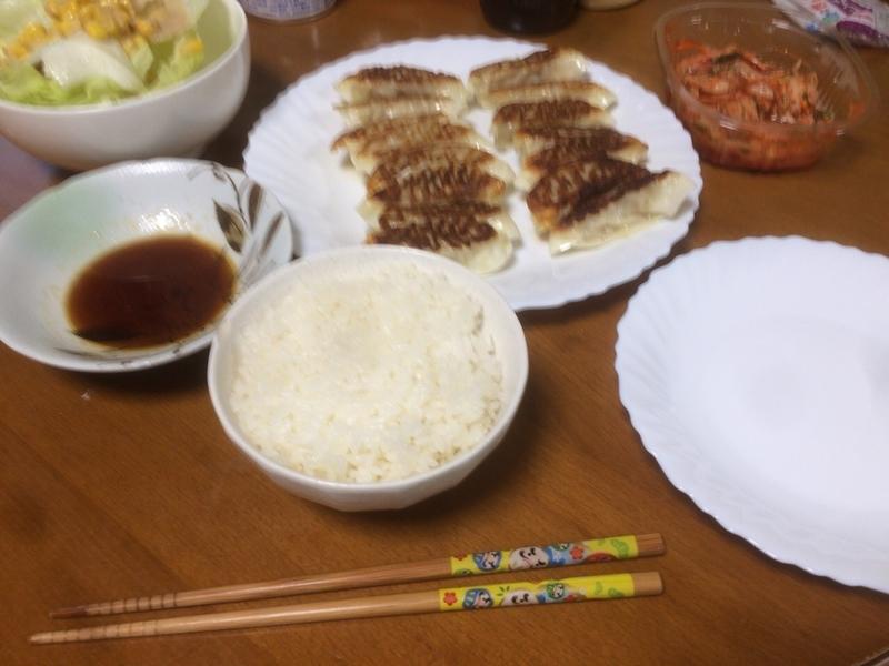 夕食一覧2019/09/07