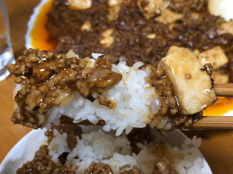 麻婆豆腐箸2019/12/13