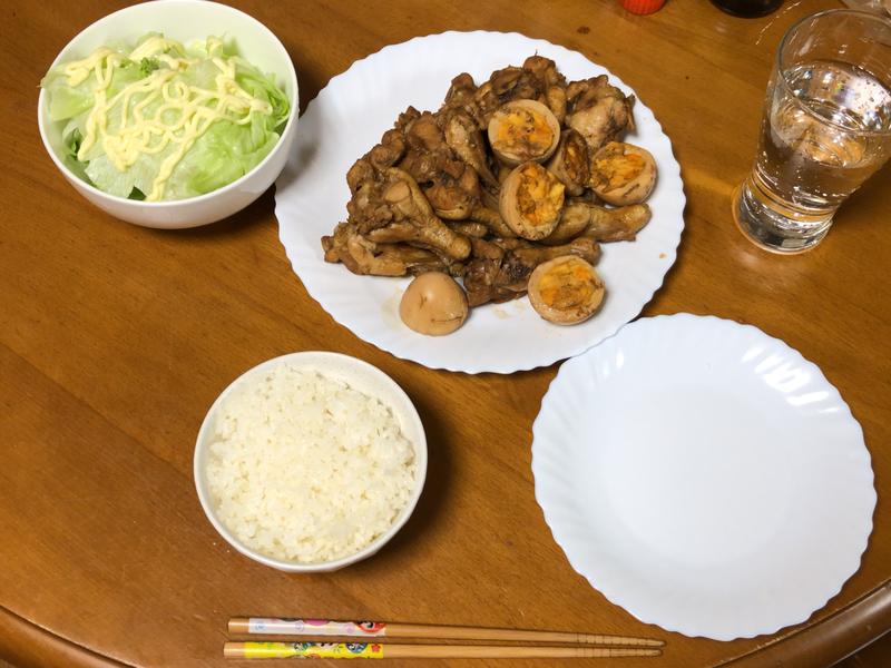 夕食一覧2020/03/22