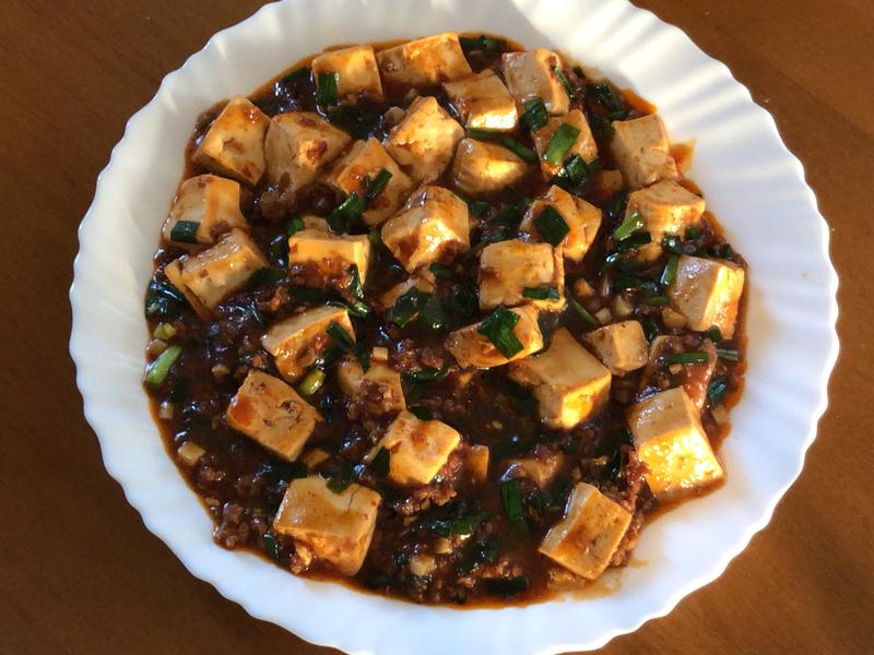 麻婆豆腐2020/04/30