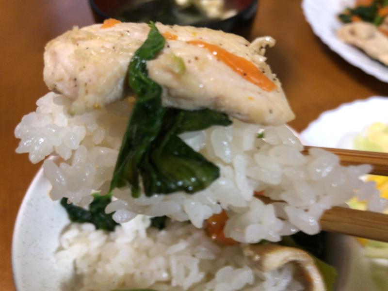 野菜炒め箸2021/4/2