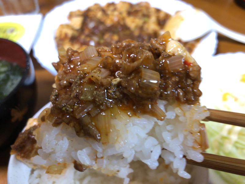 麻婆豆腐箸2021/4/13