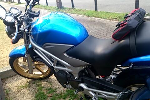 バイク画像VTR250