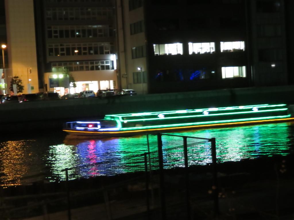 船のイルミネーション2