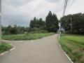 ⑧長南寺パークキャンプ場看板(2)
