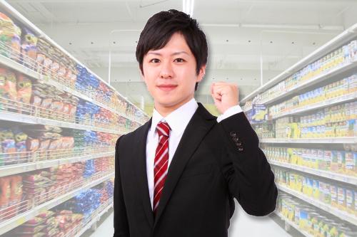 食品メーカー営業