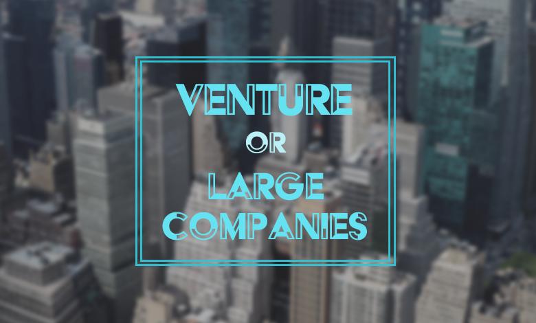 大企業とベンチャー