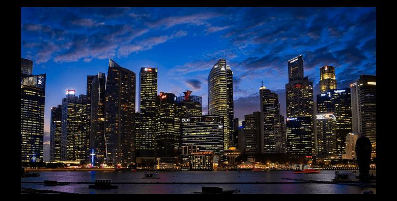 QUOINEX本社がシンガポール