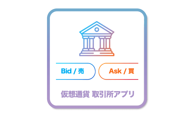仮想通貨取引おすすめアプリ