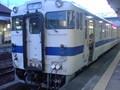 [鉄道・九州]キハ40 8102(熊クマ・八代駅)