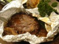 [食]つばめグリル 池袋メトロポリタン店「つばめ風ハンブルグステーキ」