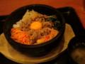 [食]NIJYU-MARUのビビンパ
