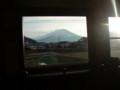 [鉄道・関東]富士登山電車から富士山