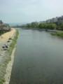 京都鴨川(阪急河原町~京阪祇園四条)