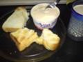 [食]ある日の朝食
