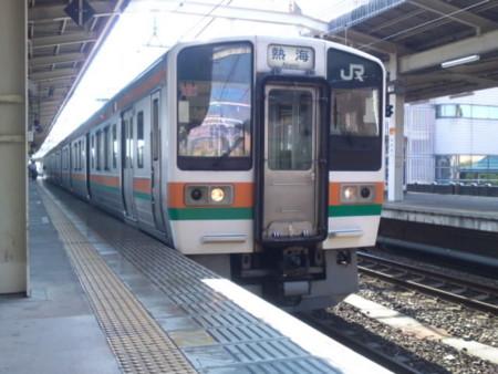 211ロング車@浜松→熱海