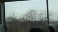 [鉄道][関東]中央線から見る多摩都市モノレール(多摩川河川敷)