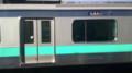 [鉄道][関東]E233-2000@南浦和(試運転)