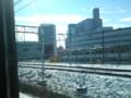 [鉄道][関東][JR東日本]雪のさいたま新都心付近(京浜東北線)