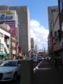 [埼玉][街]スッキリした和光市駅前の通り。