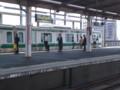[鉄道][埼玉]埼京線武蔵浦和駅・E233系試運転