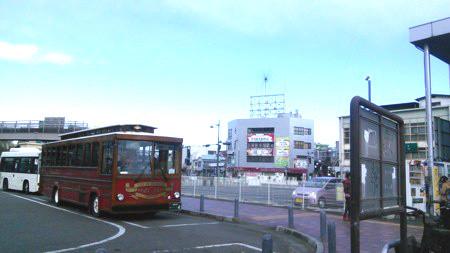 日本中央バス・JR前橋~中央前橋シャトルバス