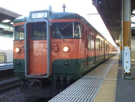 JR両毛線115系
