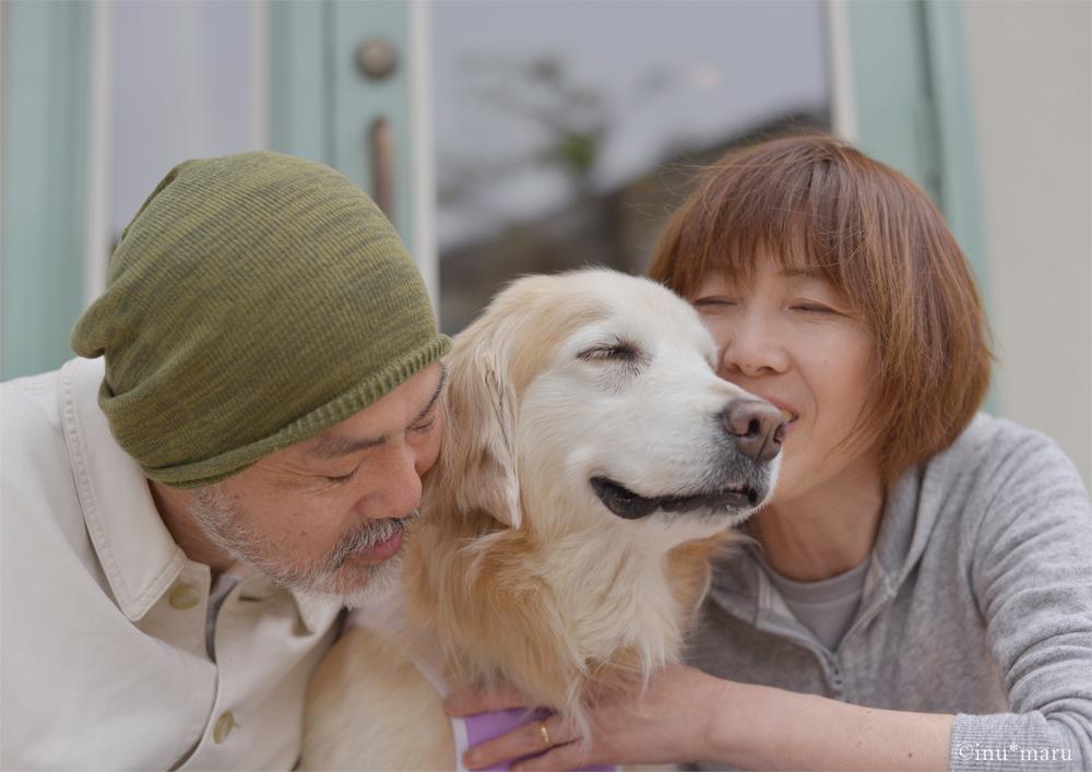 犬丸さんが撮影した家族写真