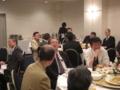 左端に荻原さん 後ろ姿は、佐久間さんと荒井さん