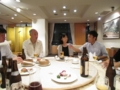 右から正道さん、石塚さん、佐久間さん、小坂井さん