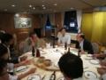 右から橋本さん、村上さん、五十嵐さん、二反田さん、閔さん