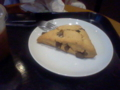 スターバックスで食べたケーキ