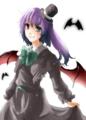 幻影の吸血姫【紅桃月】
