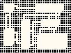 【スマホローグライク】マップ自動生成