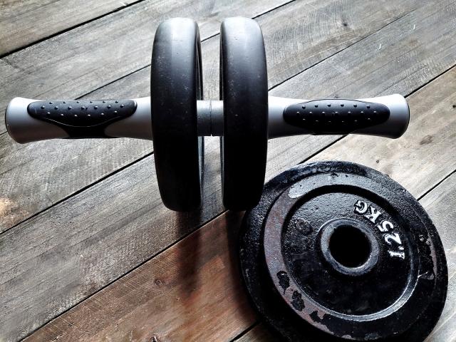 自宅 筋トレ ベンチプレス 1年 60kg