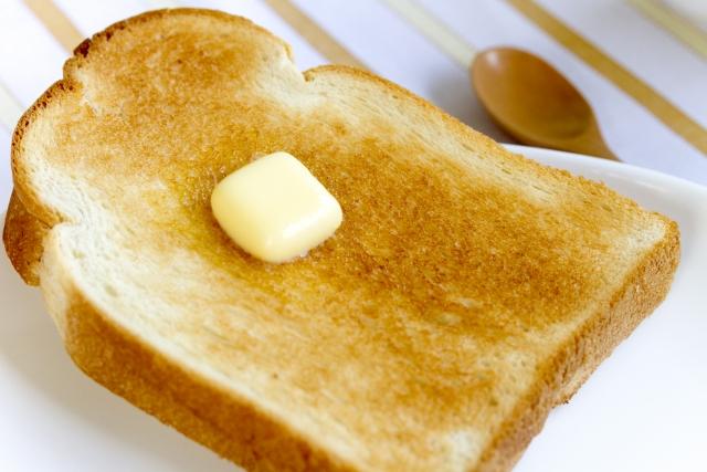 朝食 食パン 飽きた マーガリン