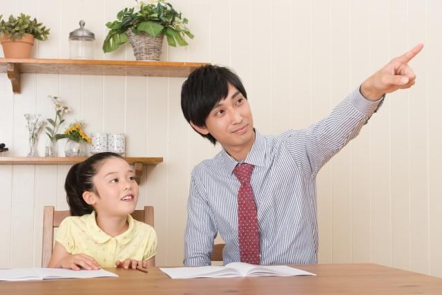 【大学生向け】家庭教師のイメージ