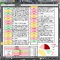 E5甲 Excel 記録