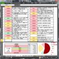 E3甲 Excel 記録