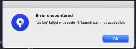 Sourcetreeに表示されるエラー画面1