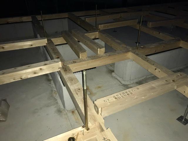 木造 3階 2世帯 検査 土台 アンカー ホールダウン